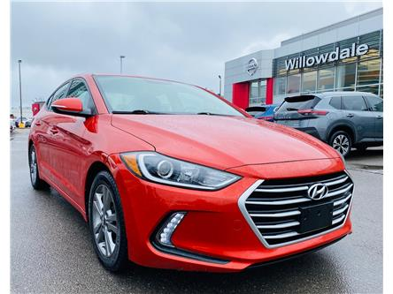 2017 Hyundai Elantra GL (Stk: ) in Thornhill - Image 1 of 17