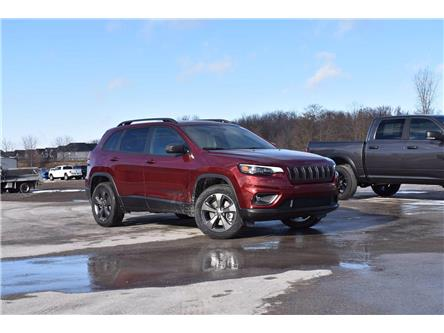 2021 Jeep Cherokee North (Stk: 21320) in London - Image 1 of 19