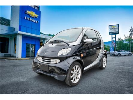 2006 Smart Fortwo  (Stk: P21-81) in Trail - Image 1 of 18