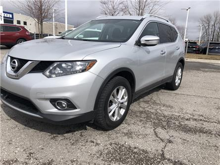 2016 Nissan Rogue SV (Stk: GC819057) in Bowmanville - Image 1 of 13