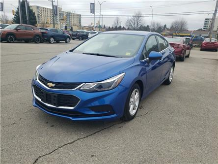 2018 Chevrolet Cruze LT Auto (Stk: 126964) in London - Image 1 of 16