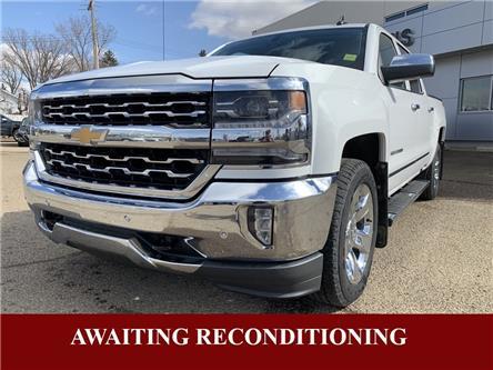 2018 Chevrolet Silverado 1500  (Stk: 225651) in Brooks - Image 1 of 6