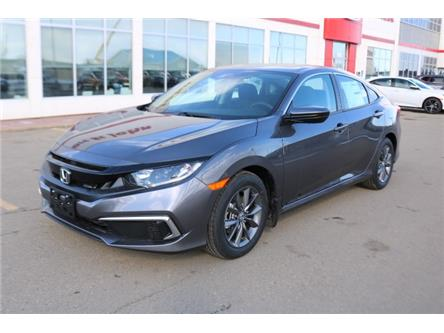 2021 Honda Civic EX (Stk: 21041) in Fort St. John - Image 1 of 19