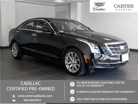 2017 Cadillac ATS 2.0L Turbo (Stk: P9-63840) in Burnaby - Image 1 of 25