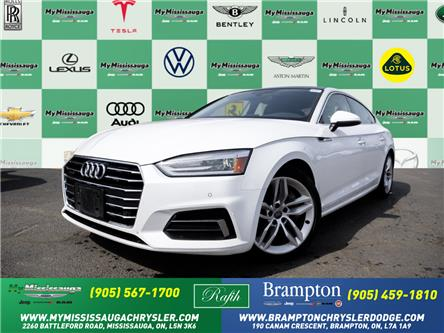 2019 Audi A5 45 Komfort (Stk: 1342) in Mississauga - Image 1 of 25