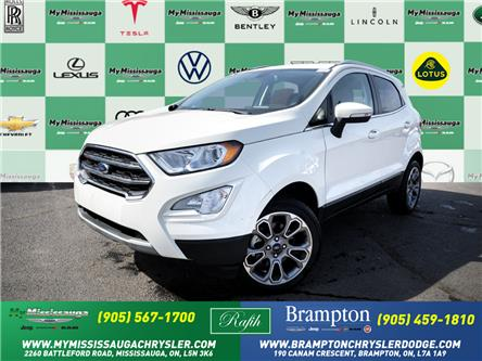 2020 Ford EcoSport Titanium (Stk: 1348) in Mississauga - Image 1 of 25
