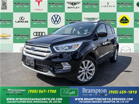 2019 Ford Escape SEL (Stk: 1353) in Mississauga - Image 1 of 23