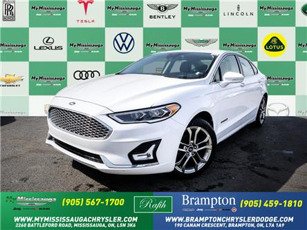 2019 Ford Fusion Hybrid Titanium (Stk: 1356) in Mississauga - Image 1 of 25