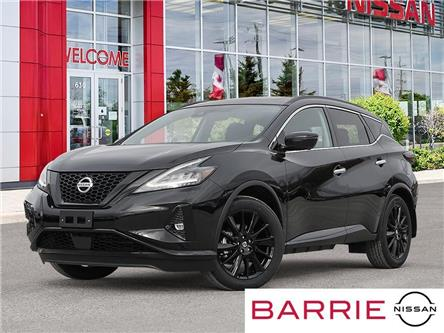 2021 Nissan Murano Midnight Edition (Stk: 21082) in Barrie - Image 1 of 23