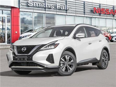 2021 Nissan Murano SV (Stk: 21-046) in Smiths Falls - Image 1 of 23