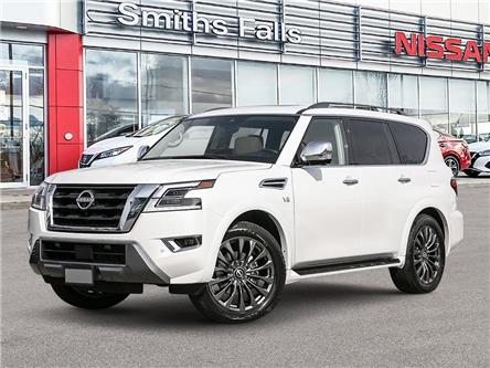 2021 Nissan Armada Platinum (Stk: 21-060) in Smiths Falls - Image 1 of 23