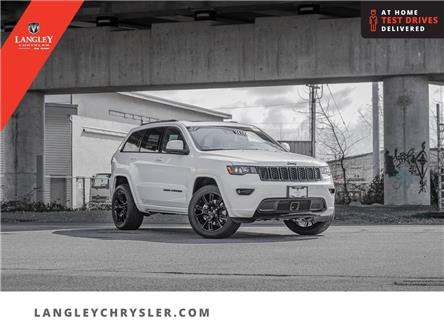 2021 Jeep Grand Cherokee Laredo (Stk: M685181) in Surrey - Image 1 of 23