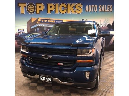 2018 Chevrolet Silverado 1500 LT (Stk: 294045) in NORTH BAY - Image 1 of 30