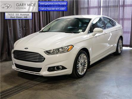 2016 Ford Fusion SE (Stk: 1KN7258A) in Red Deer - Image 1 of 23