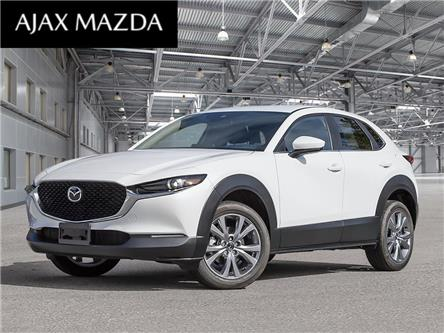 2021 Mazda CX-30 GS (Stk: 21-1416) in Ajax - Image 1 of 23