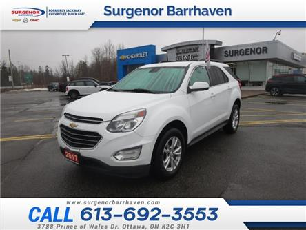 2017 Chevrolet Equinox 1LT (Stk: 210349A) in Ottawa - Image 1 of 22
