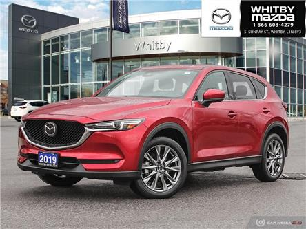 2019 Mazda CX-5 Signature (Stk: 190822) in Whitby - Image 1 of 27