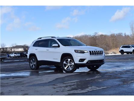 2021 Jeep Cherokee Limited (Stk: 21319) in London - Image 1 of 21