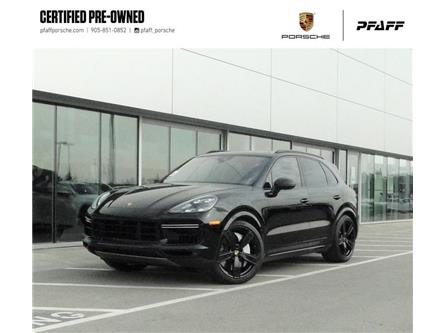 2019 Porsche Cayenne Turbo (Stk: P16399A) in Vaughan - Image 1 of 21
