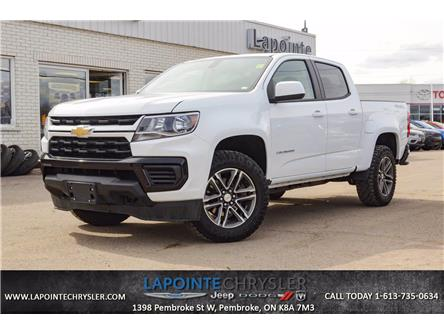 2021 Chevrolet Colorado WT (Stk: P3654) in Pembroke - Image 1 of 29