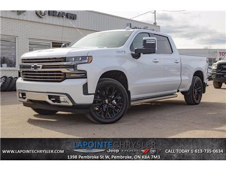 2021 Chevrolet Silverado 1500 High Country (Stk: P3650) in Pembroke - Image 1 of 30