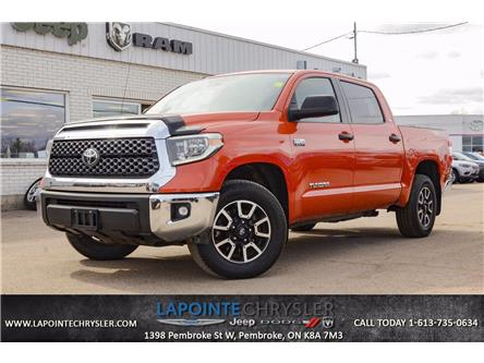2018 Toyota Tundra  (Stk: P3647) in Pembroke - Image 1 of 30