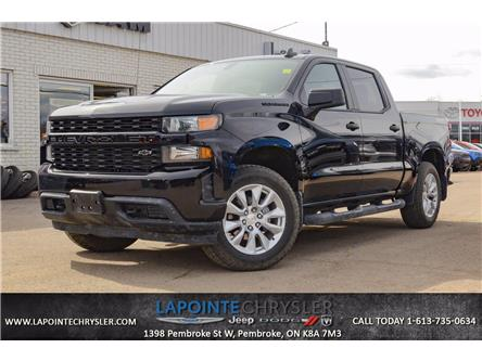 2021 Chevrolet Silverado 1500 Custom (Stk: P3659) in Pembroke - Image 1 of 29