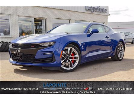 2019 Chevrolet Camaro 2SS (Stk: P3658) in Pembroke - Image 1 of 29