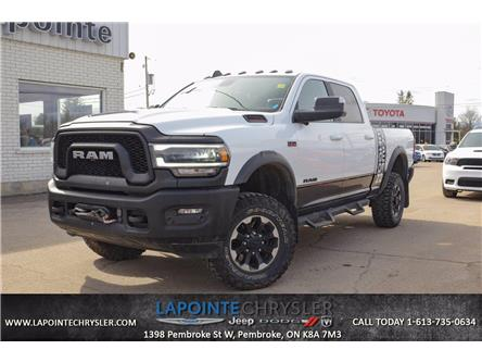 2019 RAM 2500 Power Wagon (Stk: P3645) in Pembroke - Image 1 of 30