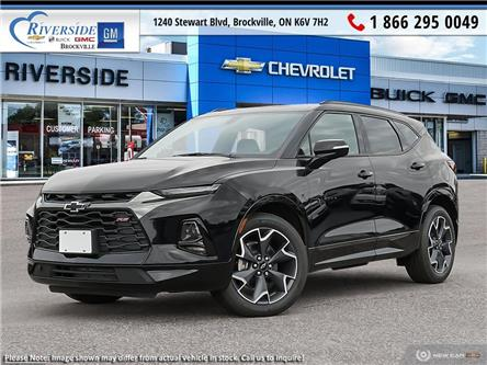 2021 Chevrolet Blazer RS (Stk: 21-210) in Brockville - Image 1 of 14
