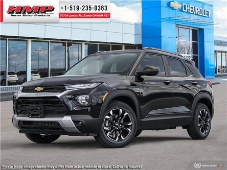 2021 Chevrolet TrailBlazer LT (Stk: 90216) in Exeter - Image 1 of 23