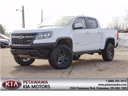 2018 Chevrolet Colorado ZR2 (Stk: P0084) in Petawawa - Image 1 of 30