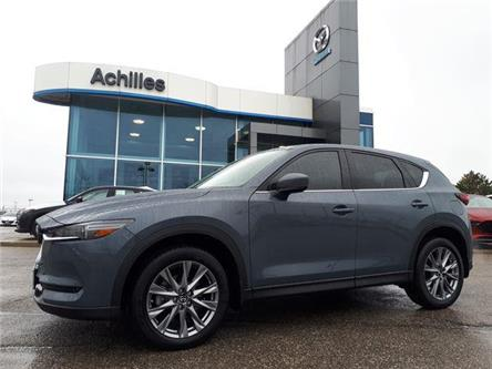 2020 Mazda CX-5 GT w/Turbo (Stk: H2184) in Milton - Image 1 of 17