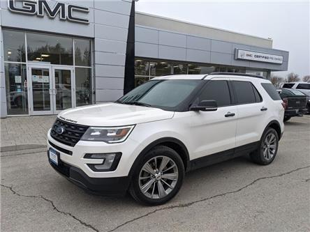 2016 Ford Explorer Sport (Stk: 21401A) in Orangeville - Image 1 of 26