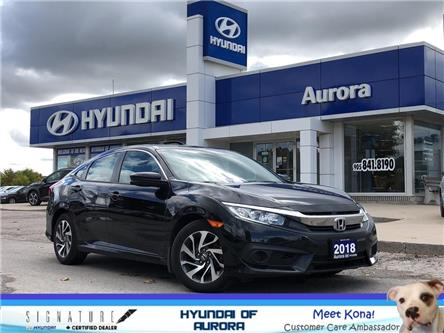 2018 Honda Civic EX (Stk: 5237) in Aurora - Image 1 of 23