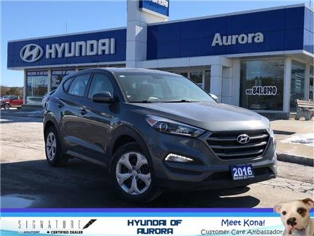 2016 Hyundai Tucson  (Stk: L5257) in Aurora - Image 1 of 24