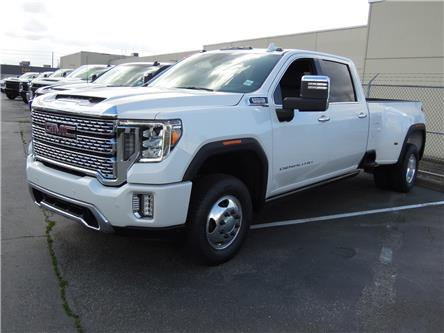 2021 GMC Sierra 3500HD Denali (Stk: 1205720) in Langley City - Image 1 of 6