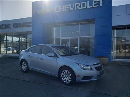 2011 Chevrolet Cruze LT Turbo (Stk: D20C91A) in Port Alberni - Image 1 of 24