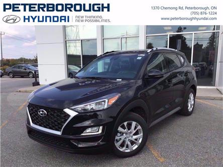 2021 Hyundai Tucson Preferred (Stk: H12602) in Peterborough - Image 1 of 24