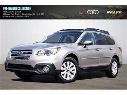 2016 Subaru Outback 3.6R Limited Package (Stk: T19301A) in Woodbridge - Image 1 of 22