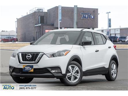 2019 Nissan Kicks S (Stk: 485221) in Milton - Image 1 of 20