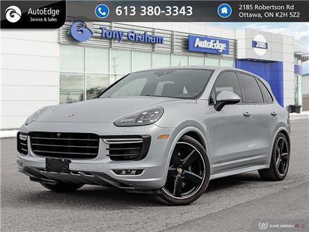 2018 Porsche Cayenne GTS (Stk: A0567) in Ottawa - Image 1 of 30