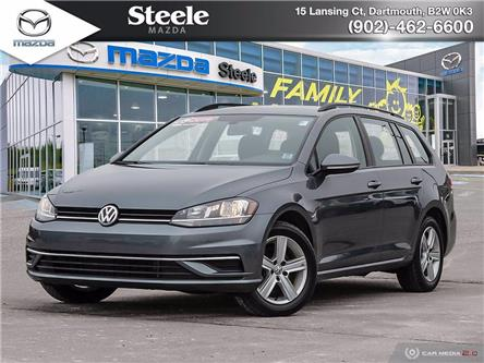 2019 Volkswagen Golf SportWagen 1.8 TSI Comfortline (Stk: M3127) in Dartmouth - Image 1 of 27