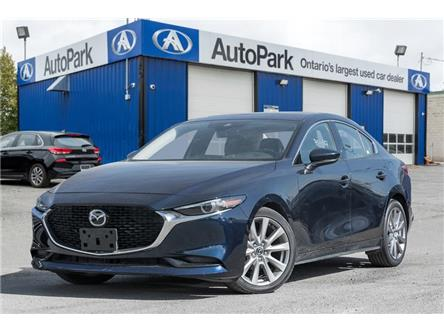 2019 Mazda Mazda3 GT (Stk: 19-03465R) in Georgetown - Image 1 of 21