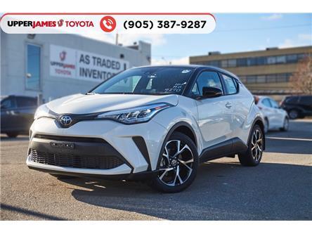 2021 Toyota C-HR XLE Premium (Stk: 210327) in Hamilton - Image 1 of 18
