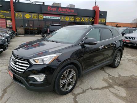2013 Hyundai Santa Fe XL Limited (Stk: 012325) in Toronto - Image 1 of 19