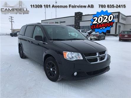 2020 Dodge Grand Caravan Premium Plus (Stk: 10541) in Fairview - Image 1 of 19