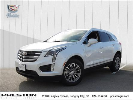 2017 Cadillac XT5 Luxury (Stk: X31891) in Langley City - Image 1 of 27