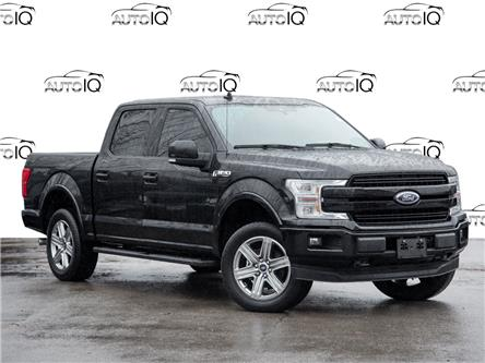 2019 Ford F-150 Lariat (Stk: EL772) in St. Catharines - Image 1 of 27