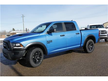 2021 RAM 1500 Classic SLT (Stk: MT044) in Rocky Mountain House - Image 1 of 26